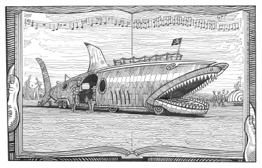 210: Land Shark
