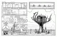 Thirty Six: Steampunk Treehouse