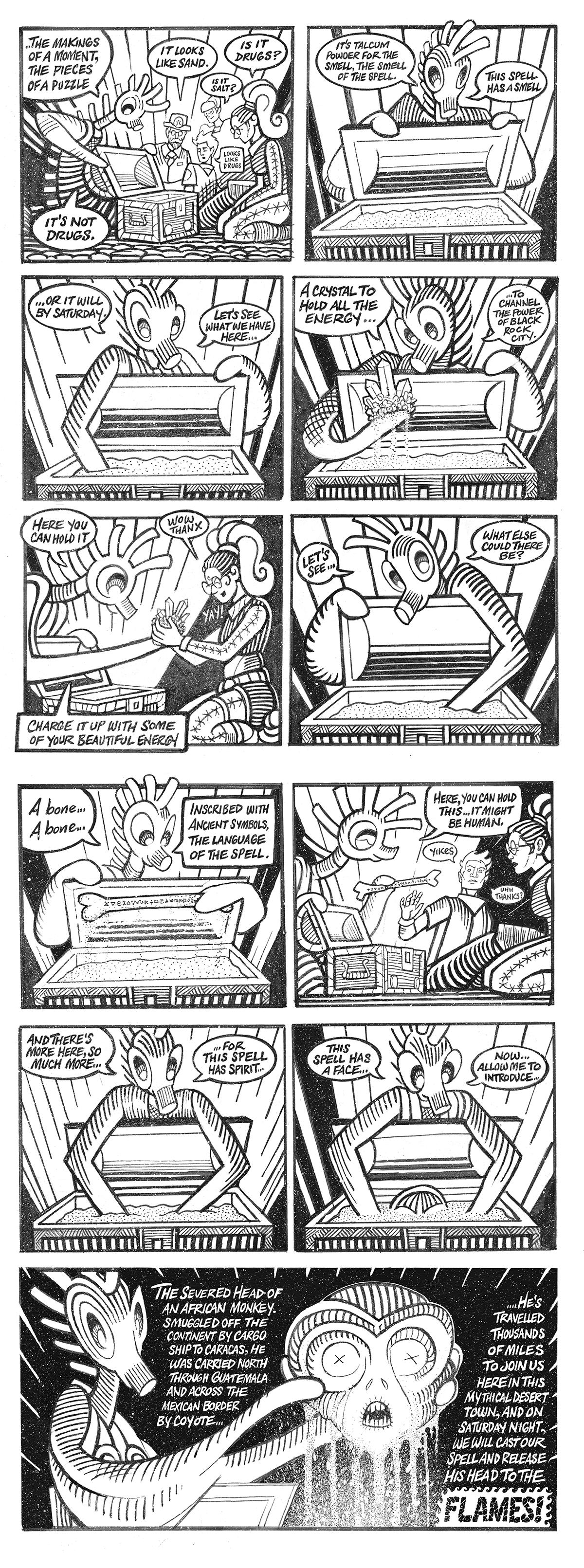 236: Puzzle Pieces